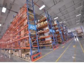 阿特拉斯·科普柯现代化生产厂房,涵盖:富达空压机,博莱特空压机