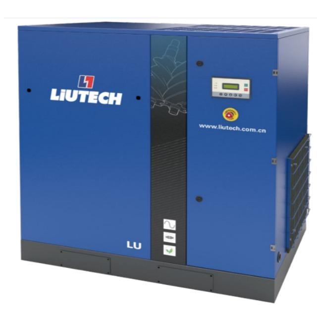 中高端系列:LU(4-37KW)皮带机(0.5-6.0m³/min)