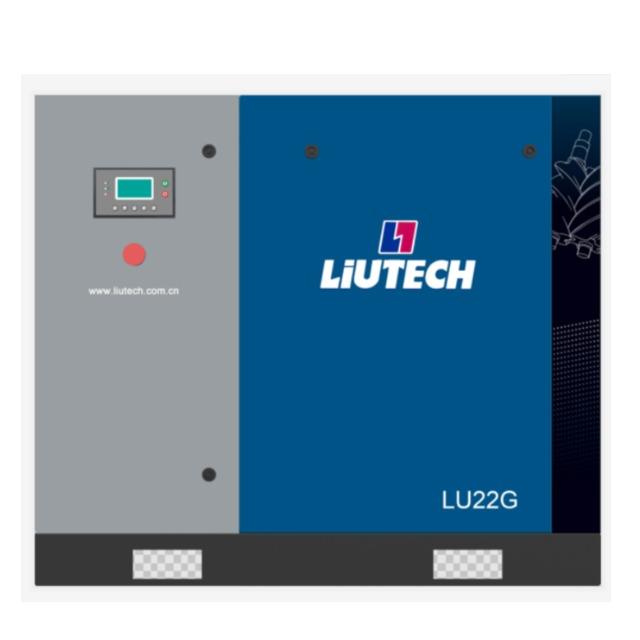 中高端系列:LU(22-355KW)直联机(3.0-65.0m³/min)