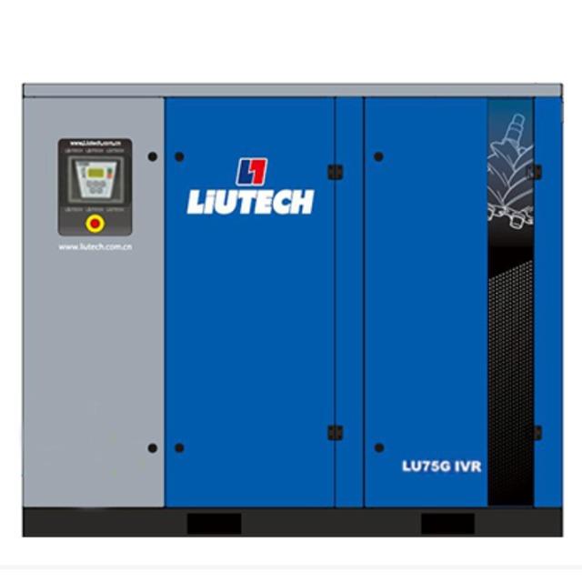 高端系列:LU(30-250KW)GPIVR直联机(1.0-50.0m³/min)