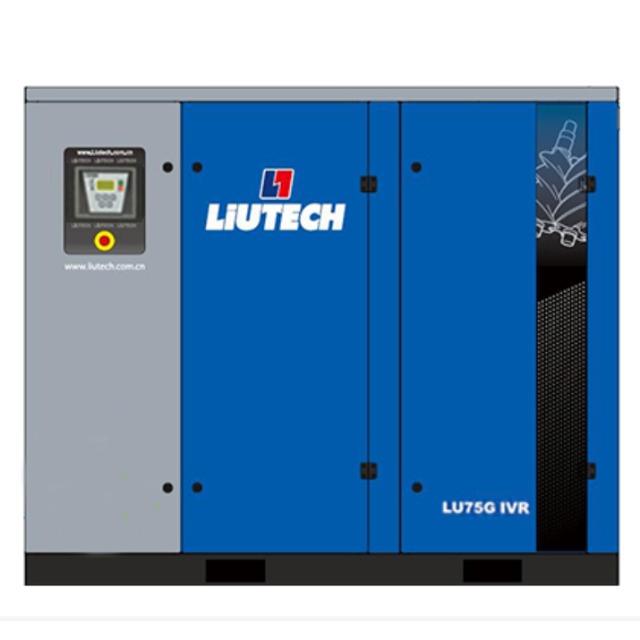 中高端系列:LU(90-250KW)GIVR直联机(2.5-43.0m³/min)