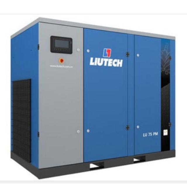 中高端系列:LU(11-55KW)PM风冷永磁(0.4-10.5m³/min)