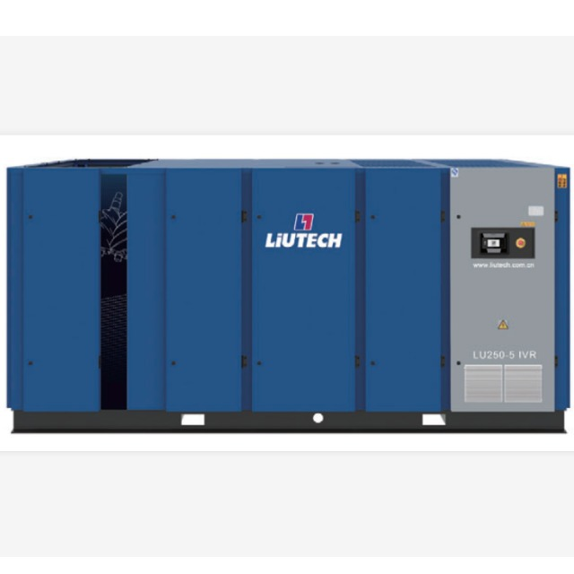 LU(55-250KW)-5IVR变频低压机(5.0-55.0m³/min)