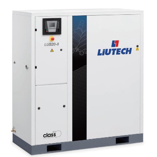 LUS(2-22KW)无油涡旋机(0.18-1.8m³/min)