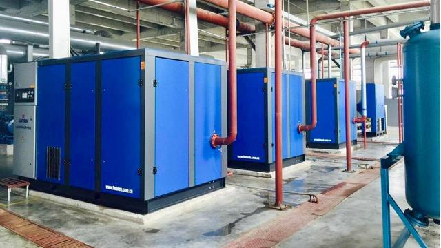 富达低压空压机轴承制造行业应用