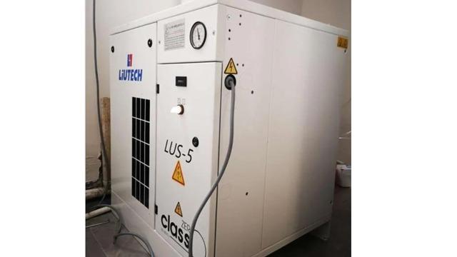 富达无油涡旋压缩机应用于口腔门诊案例