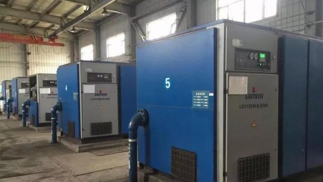 富达空压机与某大型煤矿制氮系统合作案例