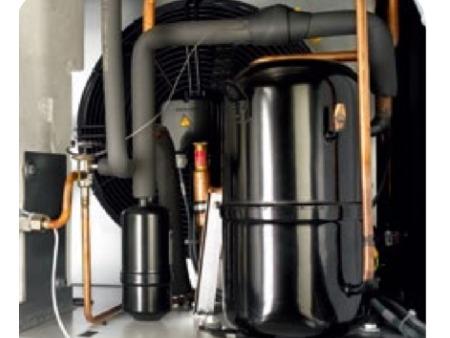 无油水润滑螺杆空压机